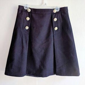 J.Crew sailor pencil skirt size 2